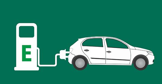 E-mobility: E for electronic